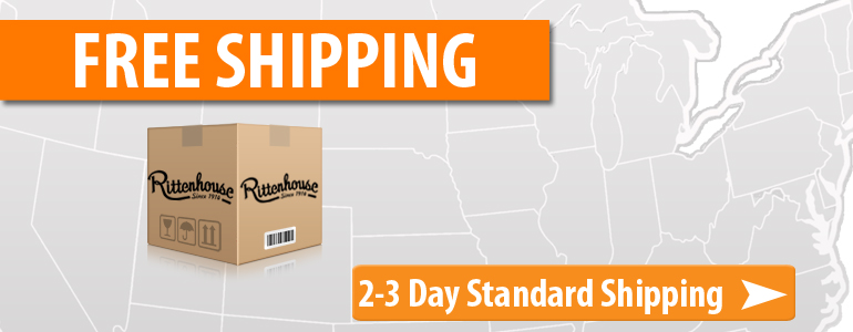 Free Ground Shipping on nearly all products to destinations in the Lower 48 US States.