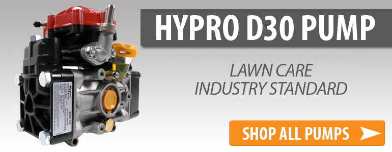 The Hypro D30 Pump is Always in Stock!